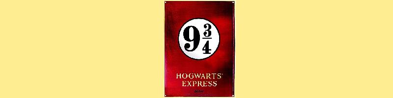 Tren de Hogwarts Expresso Harry Potter