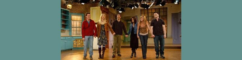 Regalos de Friends serie de Televisión para seguidores y fans