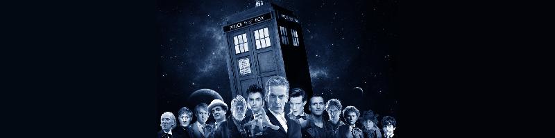 Gemelos de Doctor Who tardis Dr serie