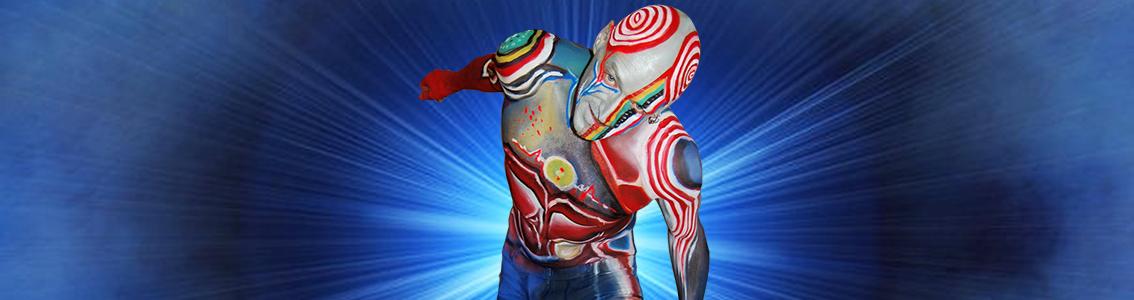 Body Painting Valencia Paint pintura corporal regalo original arte fotos