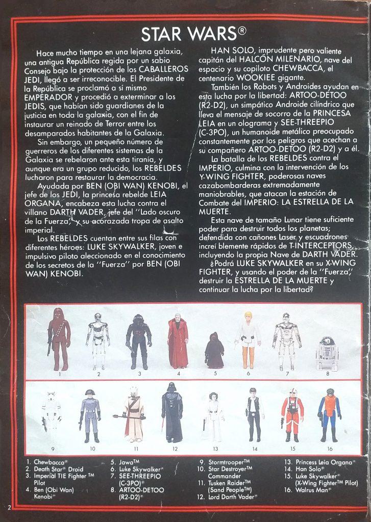 Muñecos Star Wars comprar