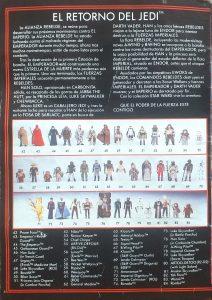 Muñecos Star Wars antiguos compra